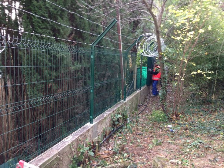 Installation clôtures et portails automatiques Marseille Aubagne ...